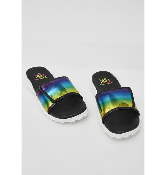 Y.R.U. Rainbow Nile Slides