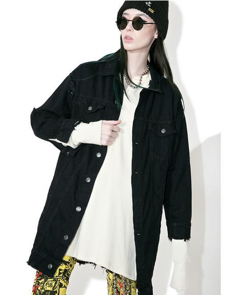 Catwalk Fashion Tour Denim Jacket