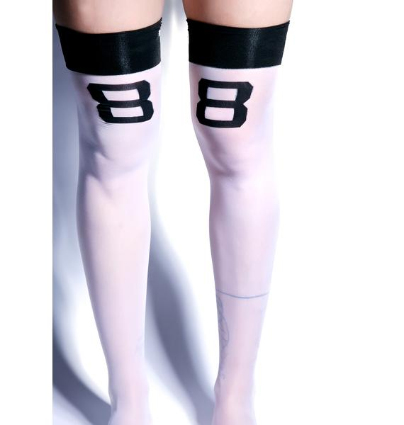 Stance 88 Babe Thigh Highs