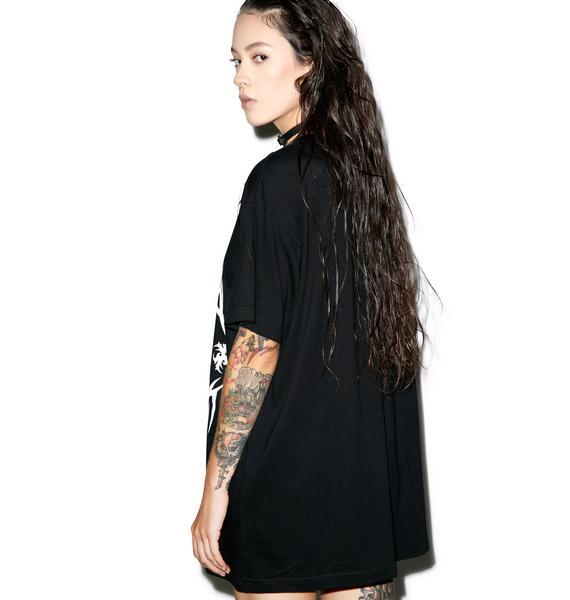 Long Clothing Vortex Tee