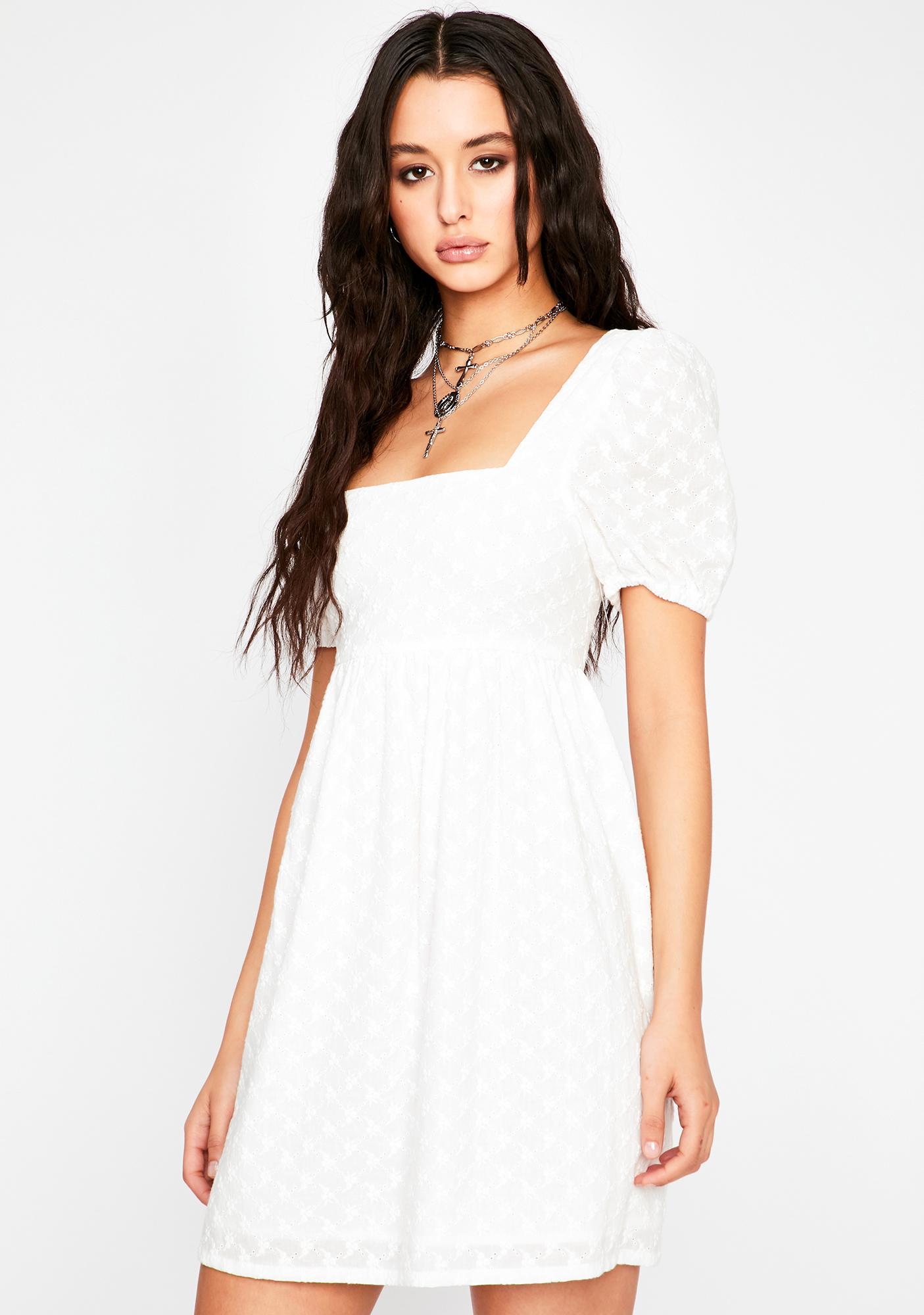 Easy Breezy Mini Dress