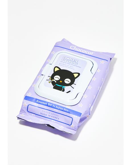 Chococat Cleansing Towelettes