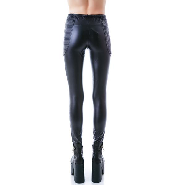 Mink Pink Vroom Vroom Leggings