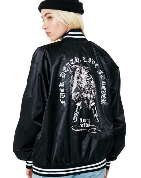 Fuck Death Jacket