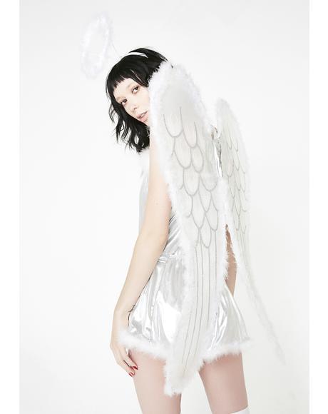 St. Savior Angel Costume