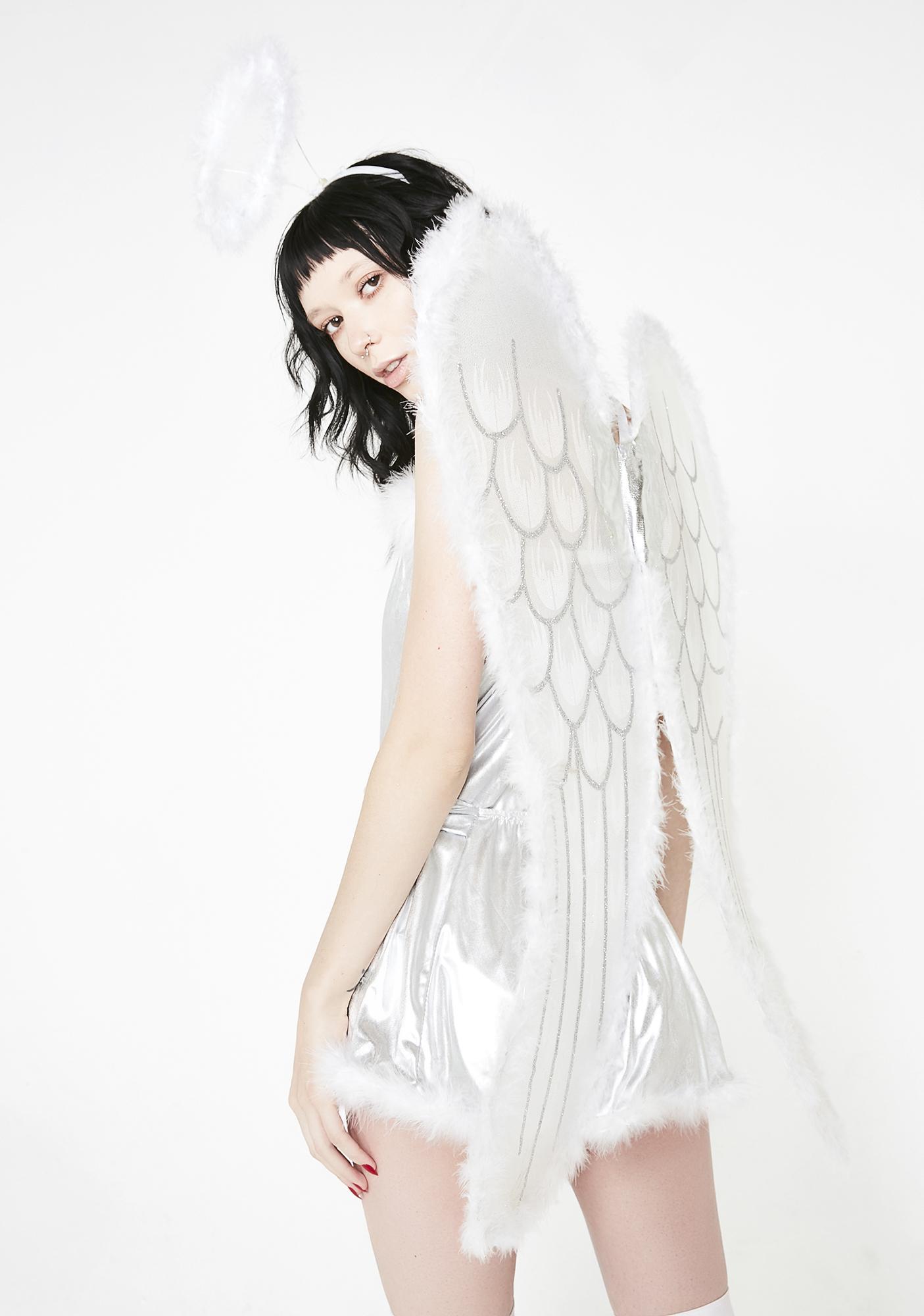 St. Savior Angel Costume Set
