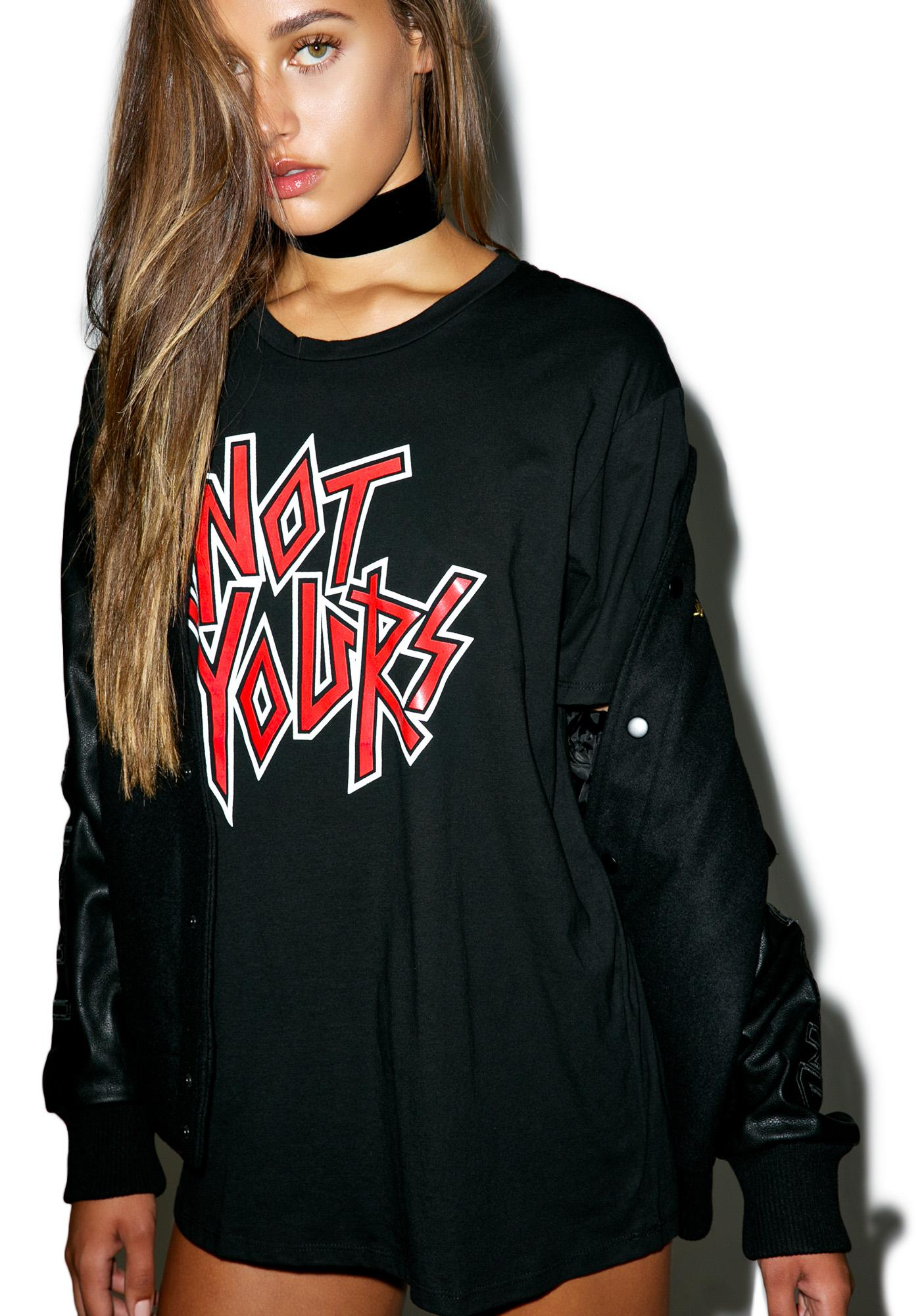 Motel Not Yours Tee
