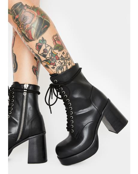 Power Of Three Ankle Boots