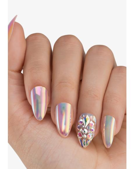 Ice Queen Press On Nails