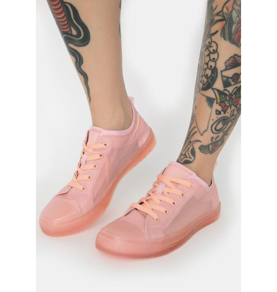 Whatever's Clever Low Top Sneakers