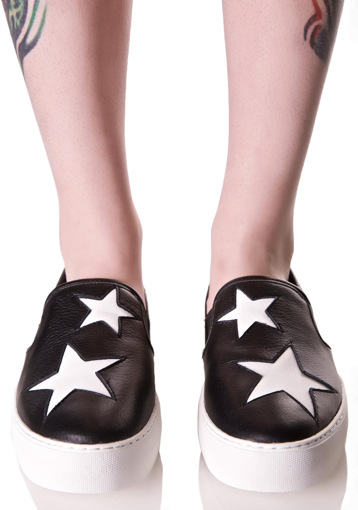 J Slides America Slip-On Sneakers