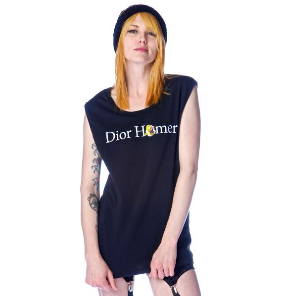 O Mighty Dior Homer Tank