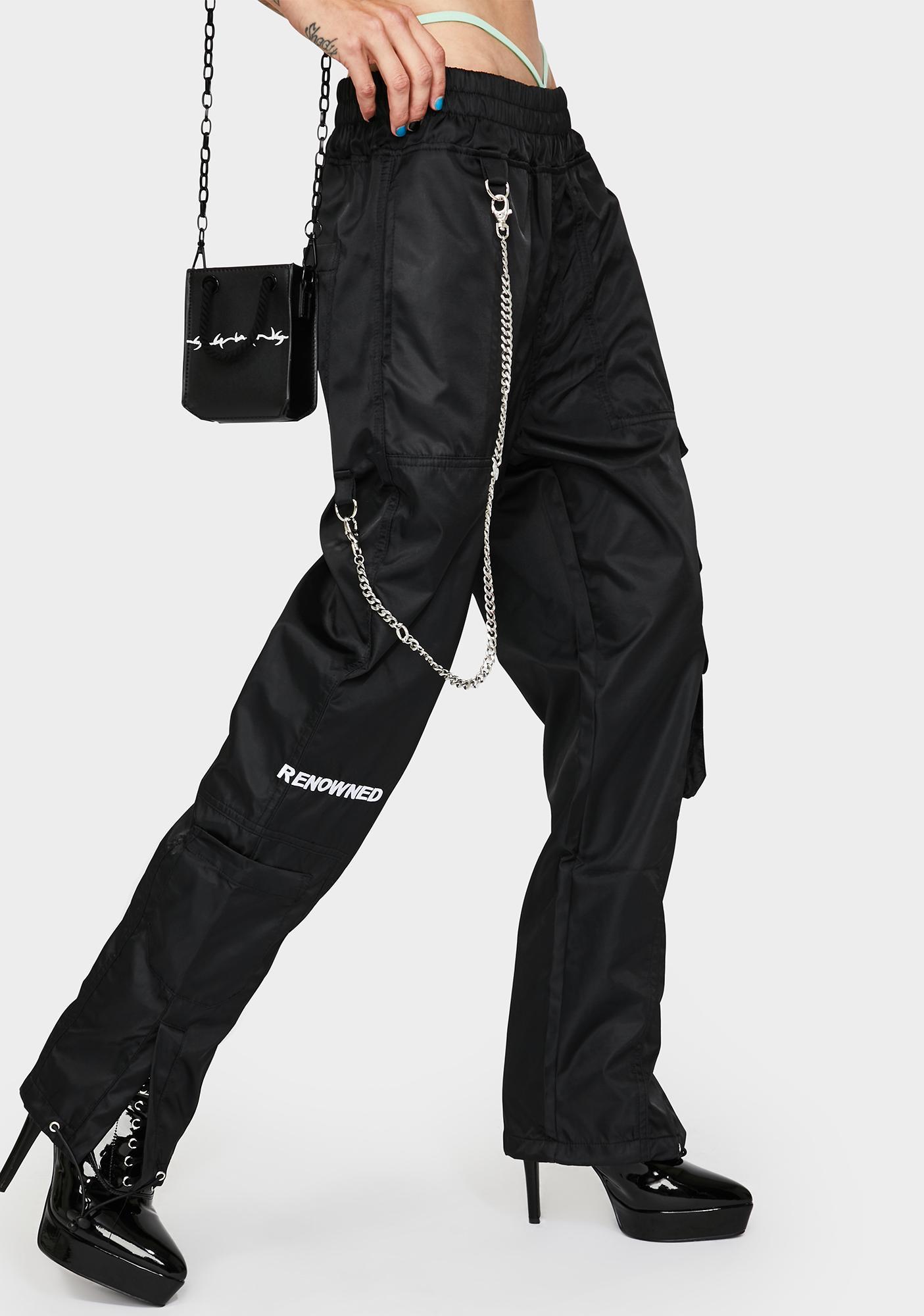 Renowned LA Tactical Nylon Pants