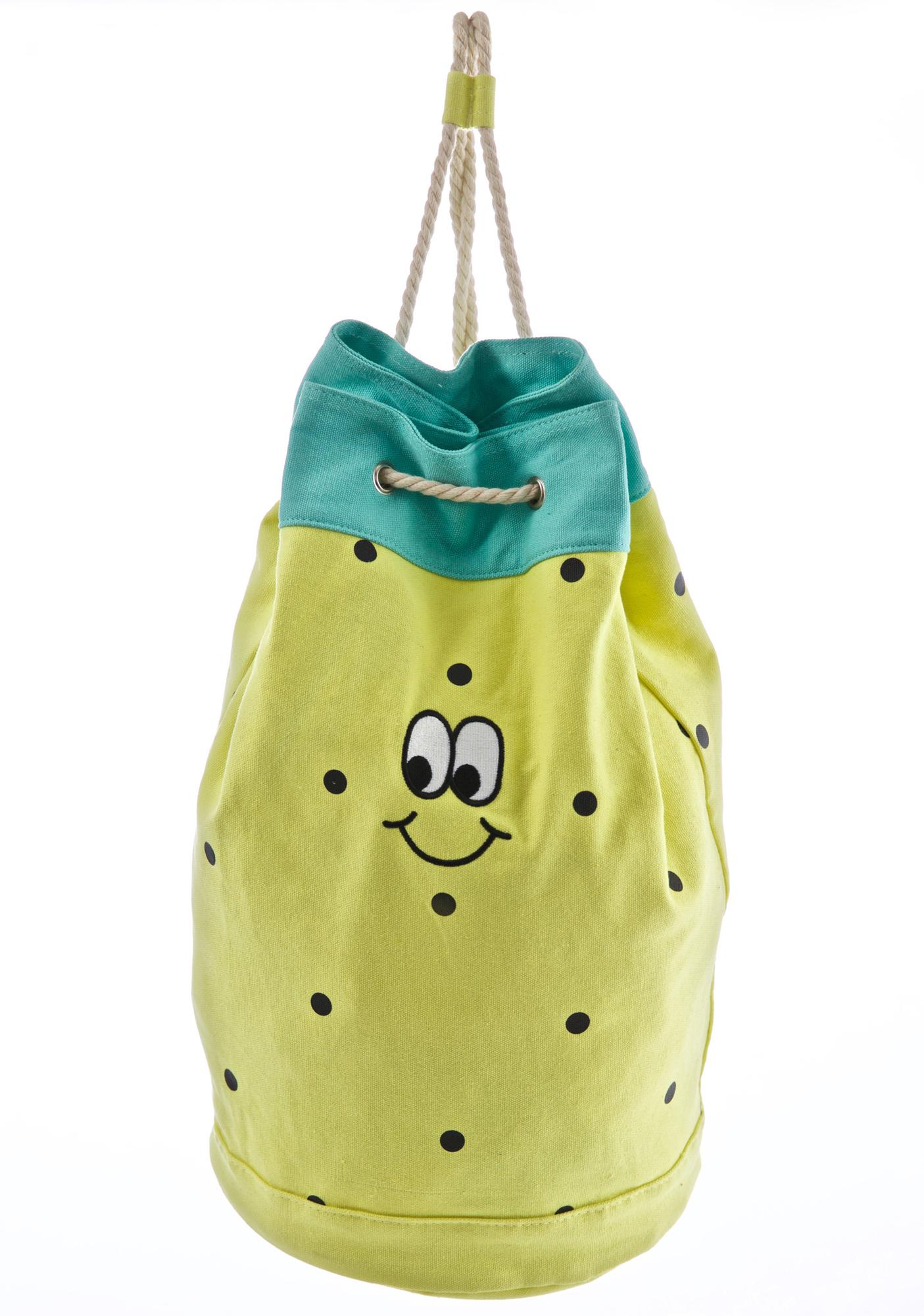 Lazy Oaf Pineapple Duffle Bag