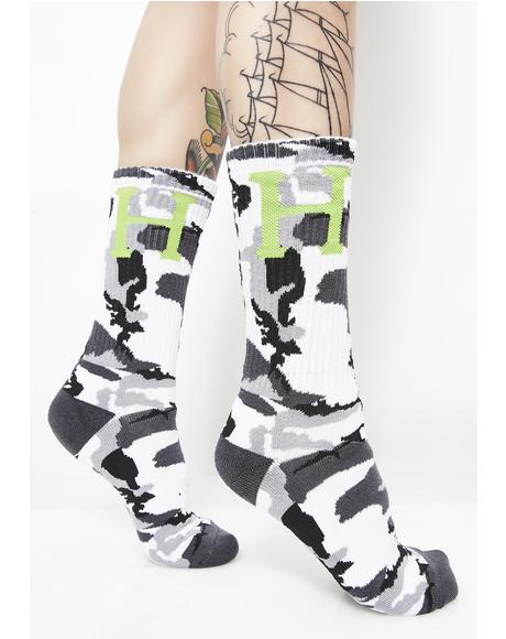 Camo Classic H Socks