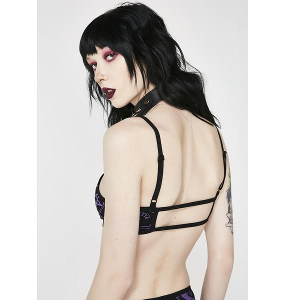 Killstar Dark Arts Bralette