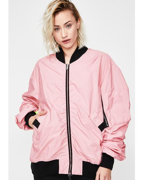 Fly Gurl Bomber Jacket
