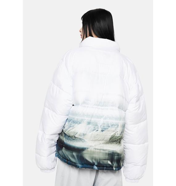 ZNY View Puffer Down Jacket