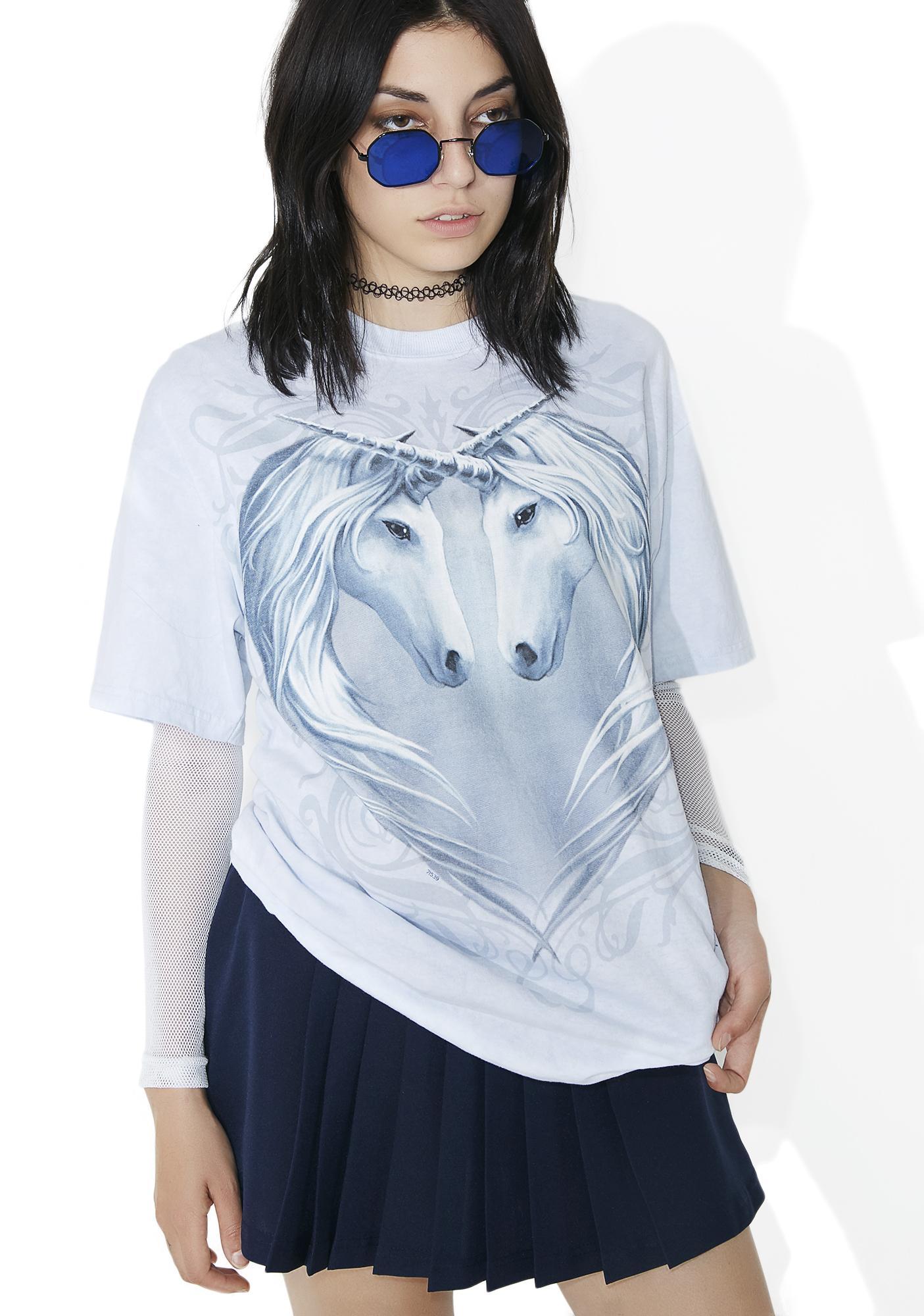 Unicorn Convalescence Tee