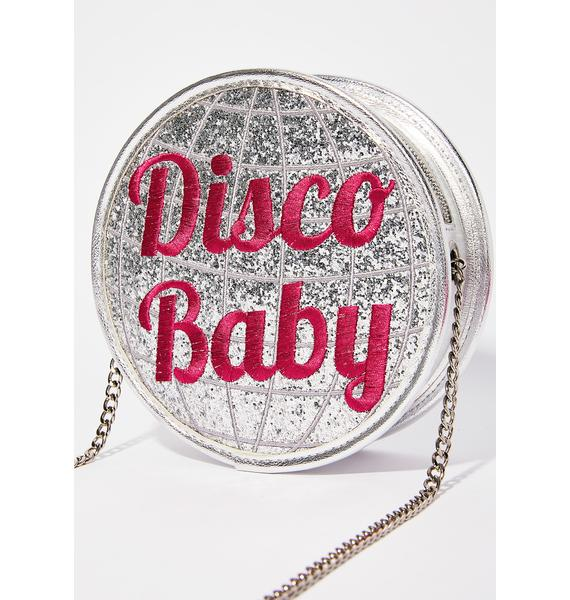 Sugar Thrillz Disco Baby Bag