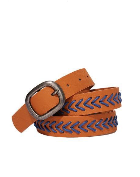 Earthenware Woven Belt