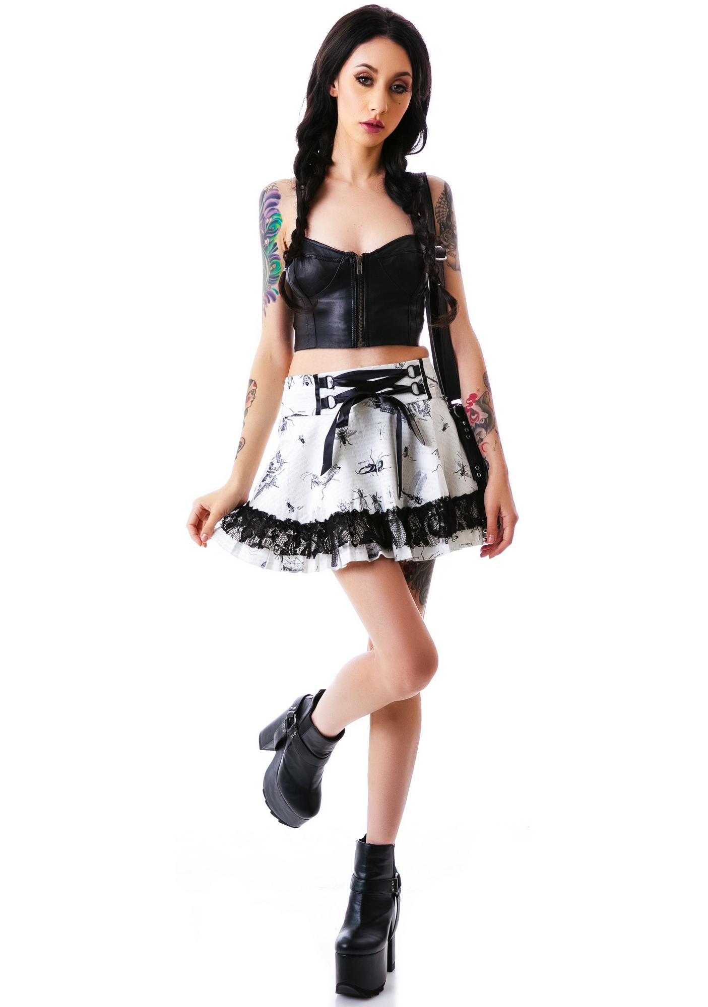 Insectual Specimine Skirt