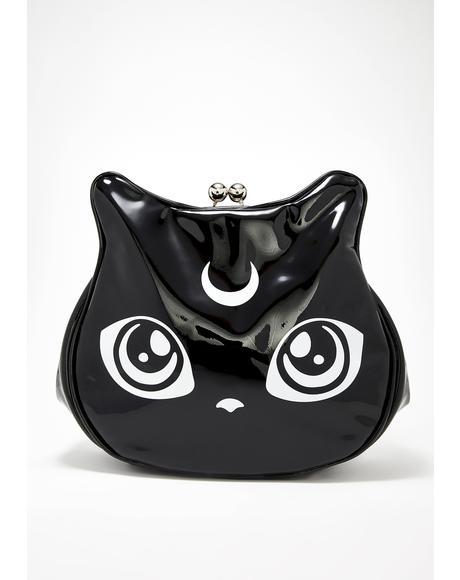Meowgical Handbag