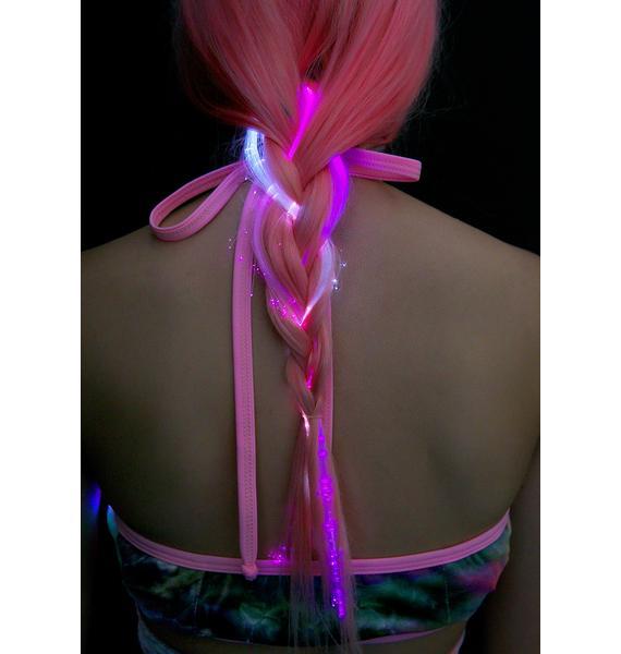 Candy Light-Up Hair Clip