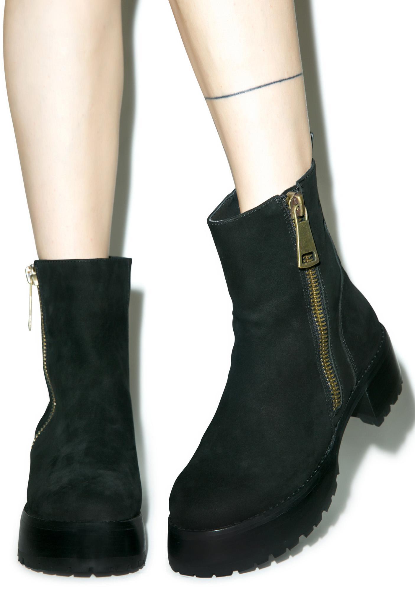 Intentionally Blank Eva Boots