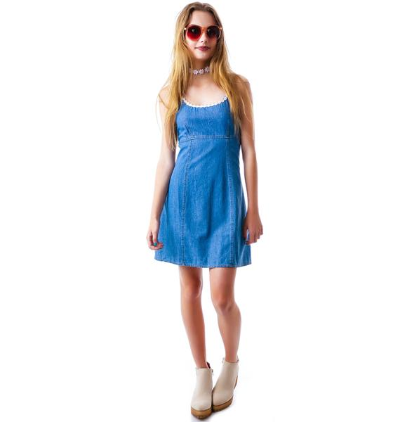 Mink Pink California Dreamin Dress