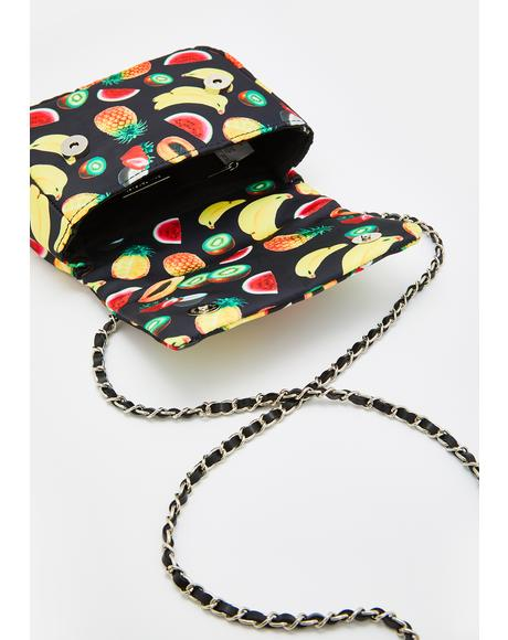 Midnight Fruit Punch Crossbody Bag