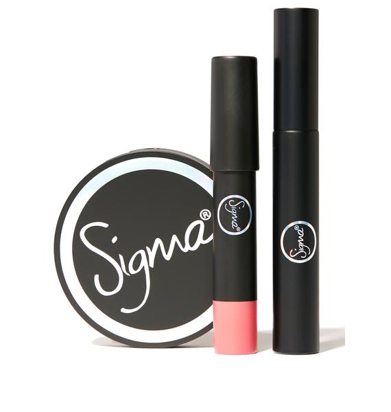 Sigma Naturally Polished Makeup Set