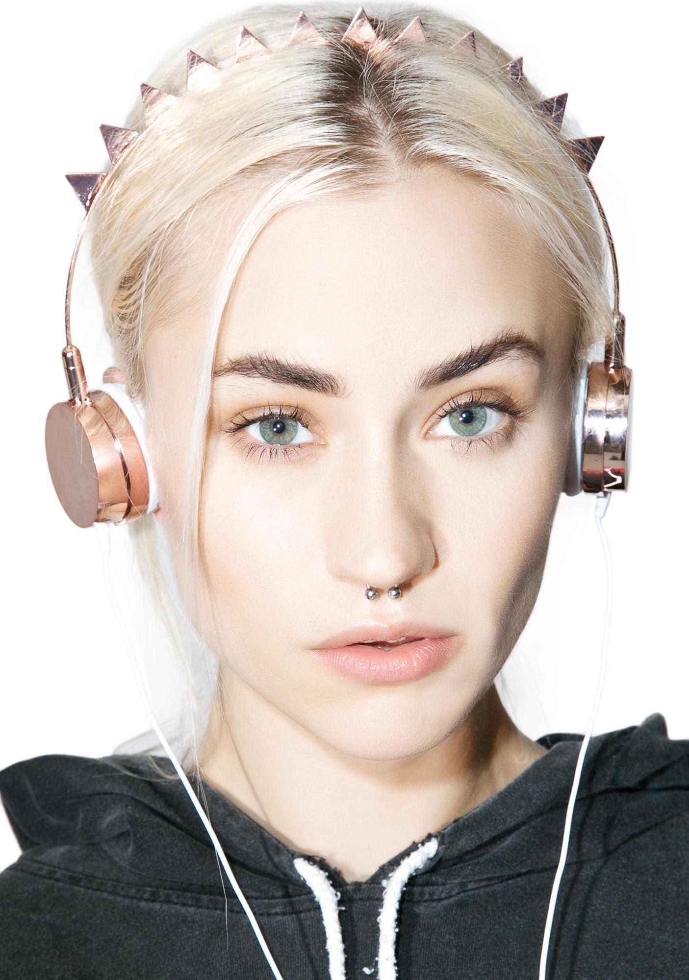 Skinnydip Crown Headphones