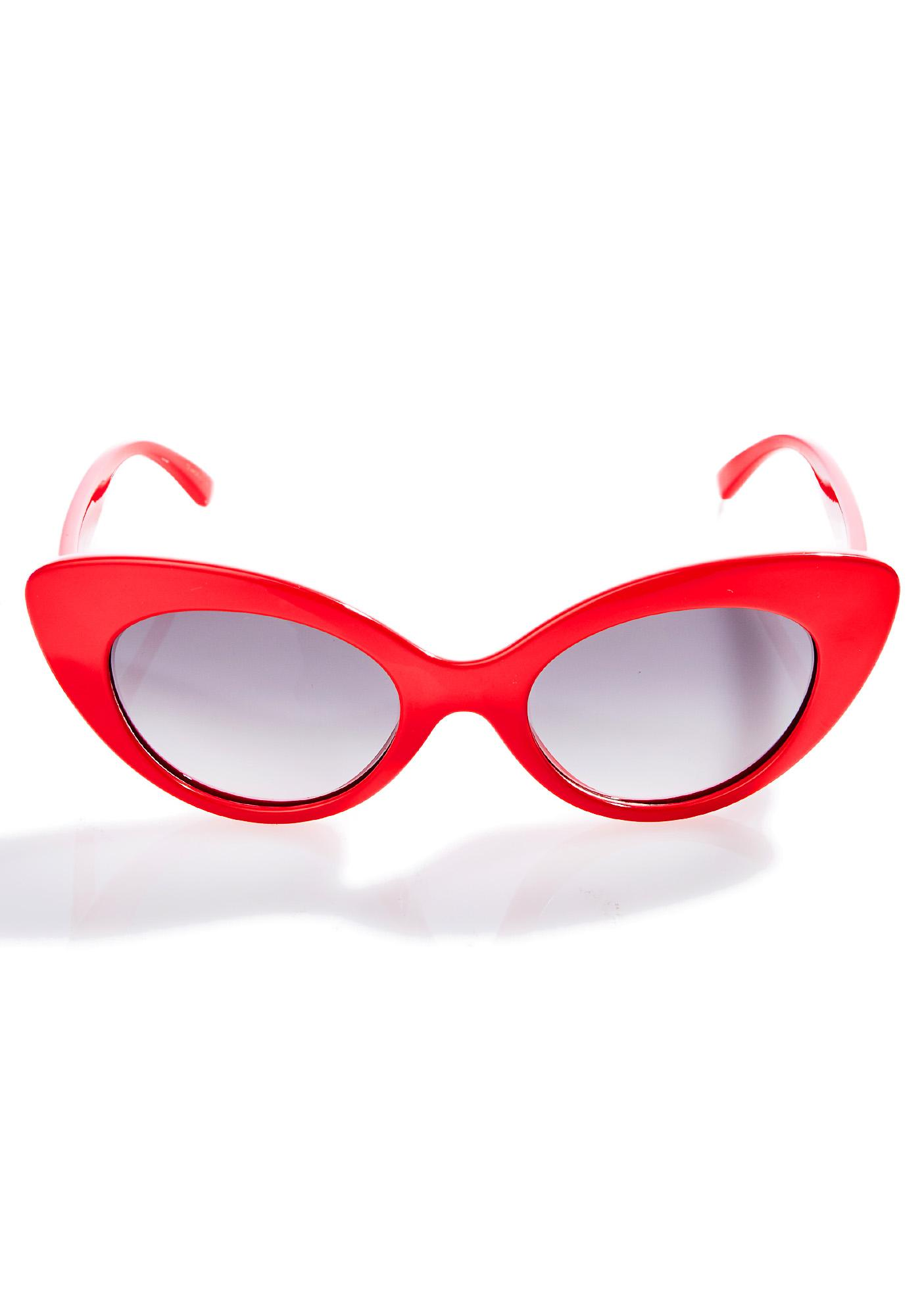 Crap Eyewear The Cherry Wild Gift Sunglasses