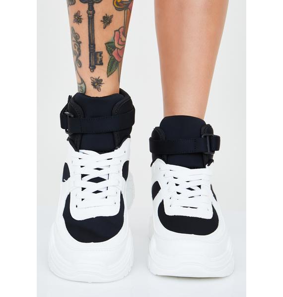 Cool Dad Platform Sneakers