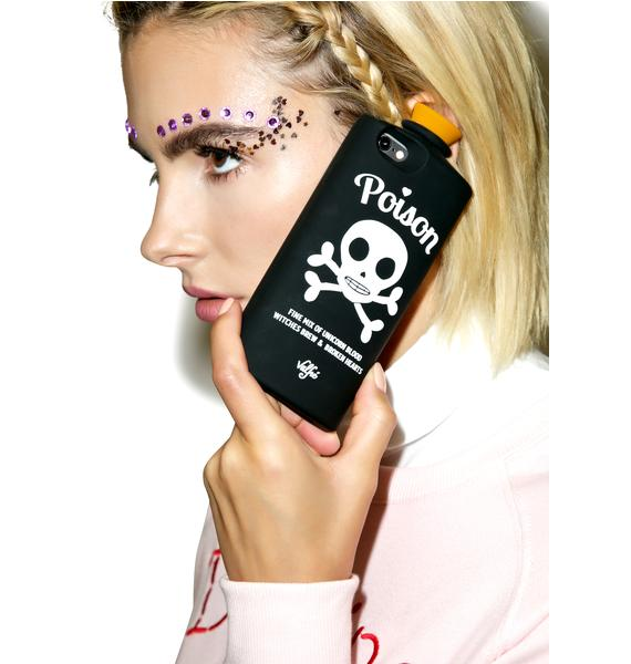 Valfré Black Poison 3D iPhone Case