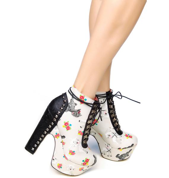 Iron Fist Black Sheep Bootie