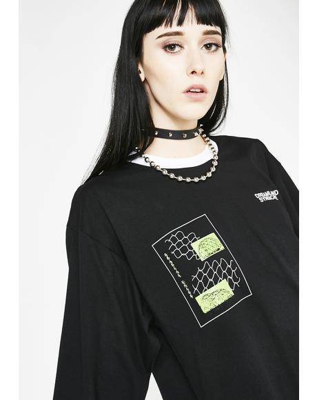 Spatial Unity Long Sleeve T-Shirt