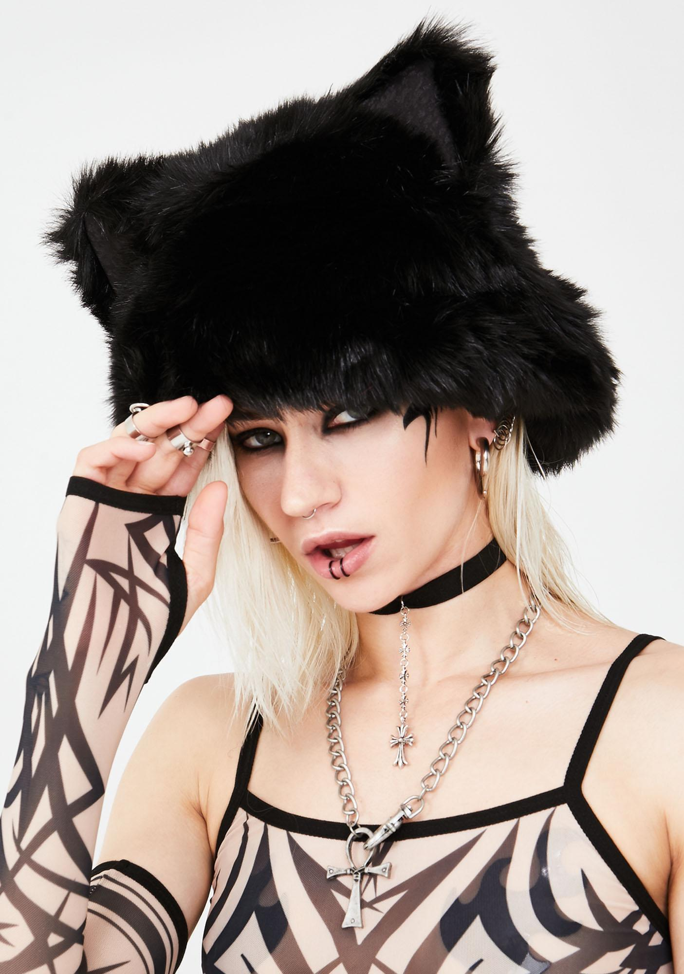 SpiritHoods Mother Meow Hat