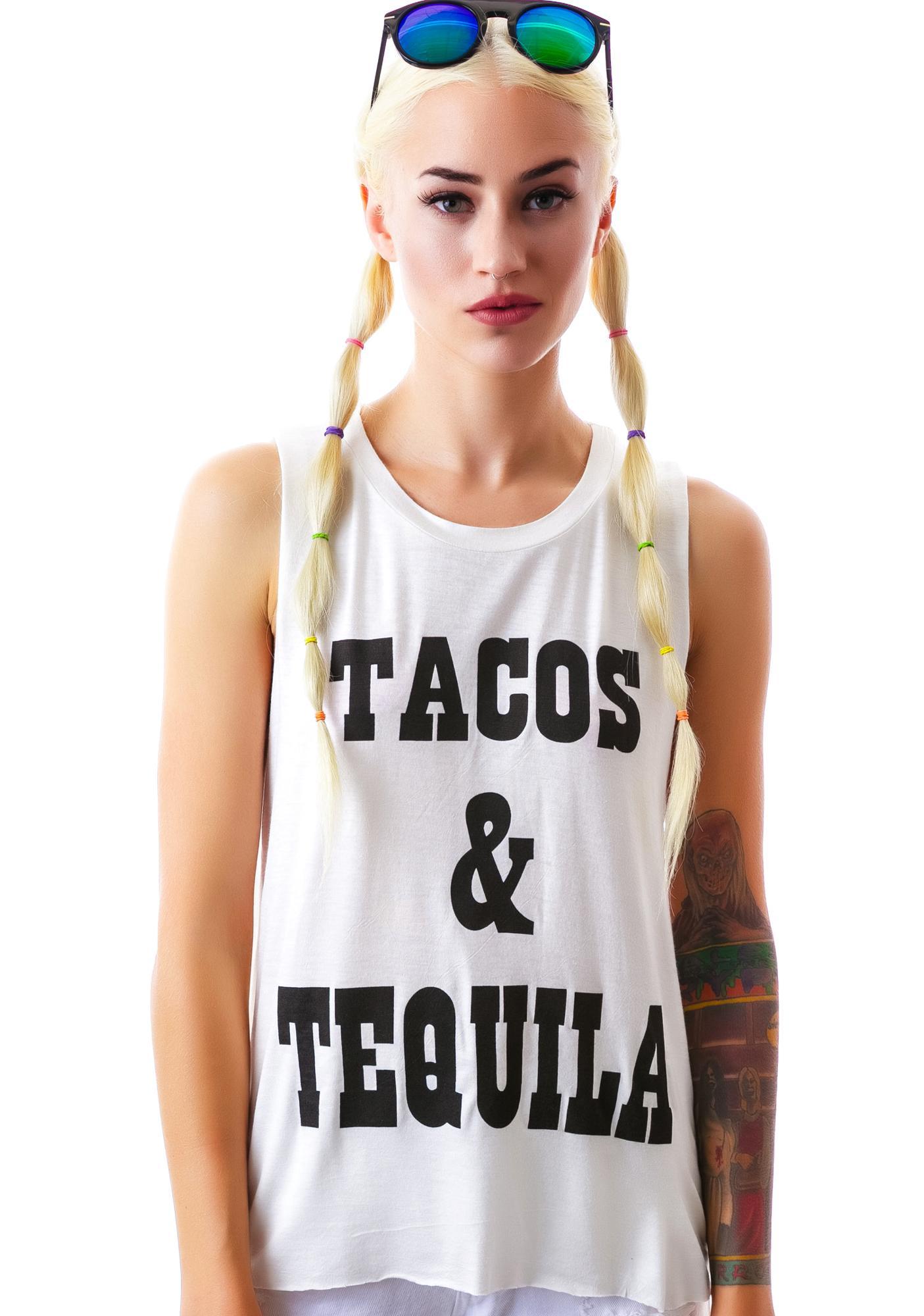 Tacos Hell Tee