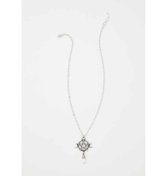 Alchemy England Goddess Pendant