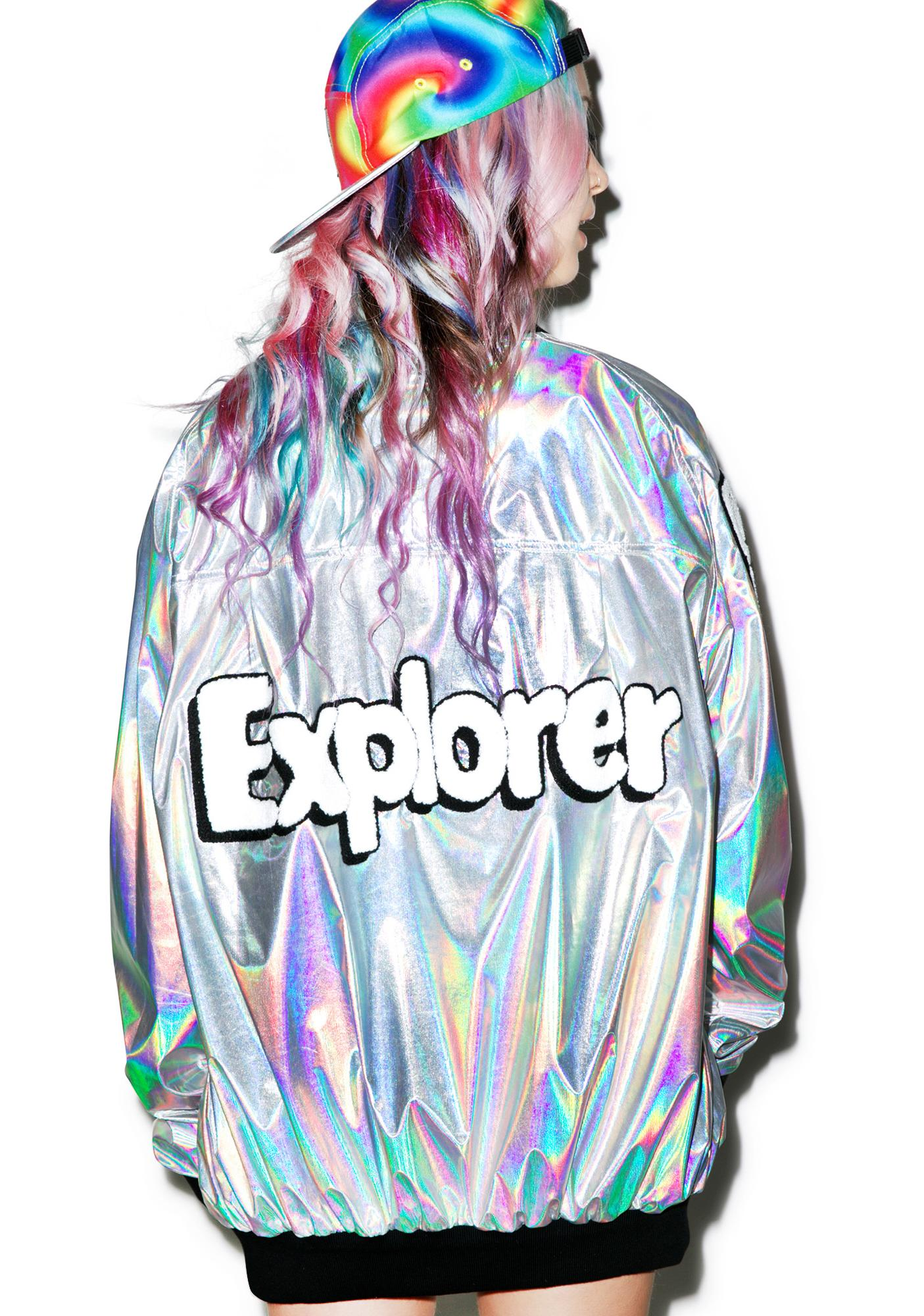 Cool Shit Explorer Jacket