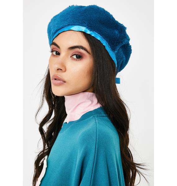 Lazy Oaf Pearly Queen Beret