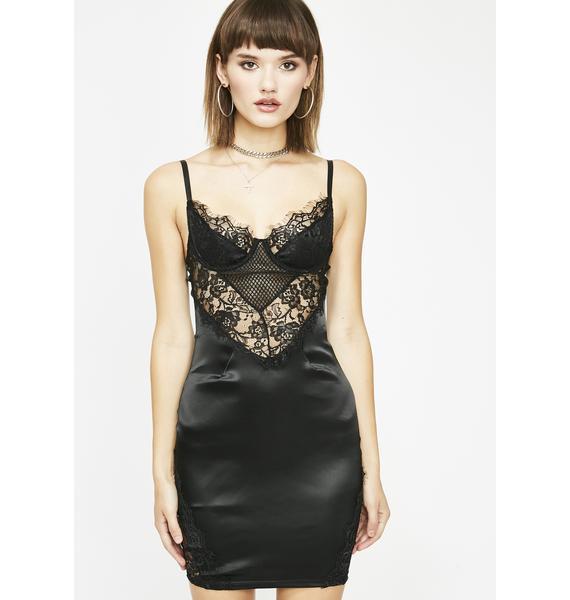 Lookin' Like Dessert Mini Dress