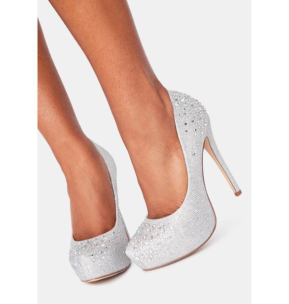 Pleaser Always Extra Bling Heels