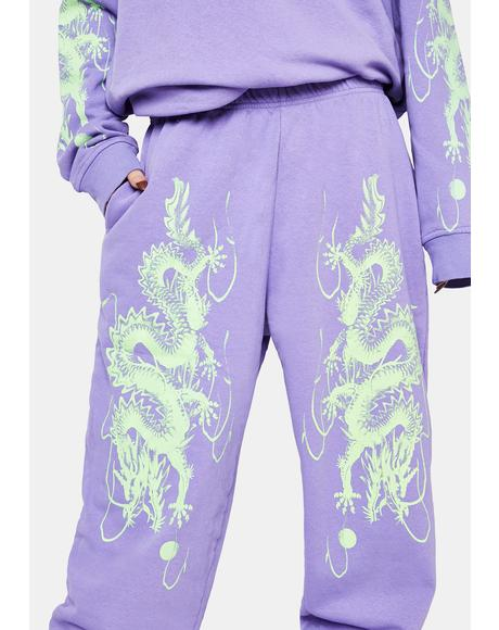 Dragon Jogger Sweatpants