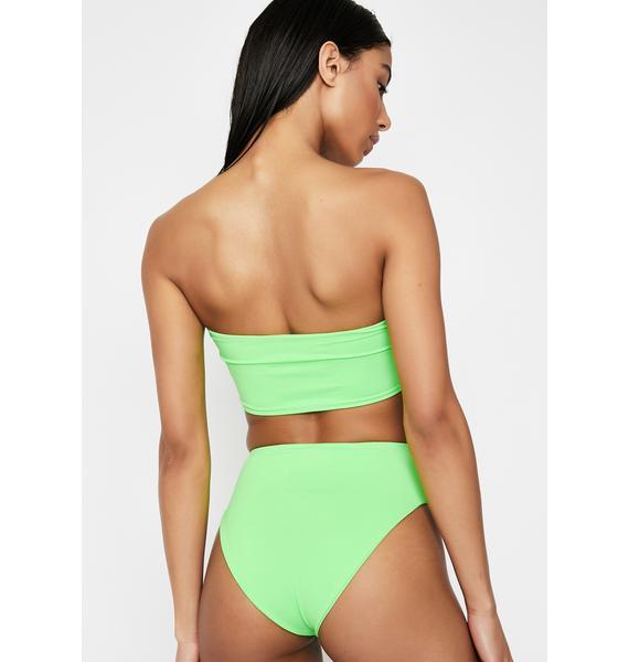 Slime Babe Land Bikini Set