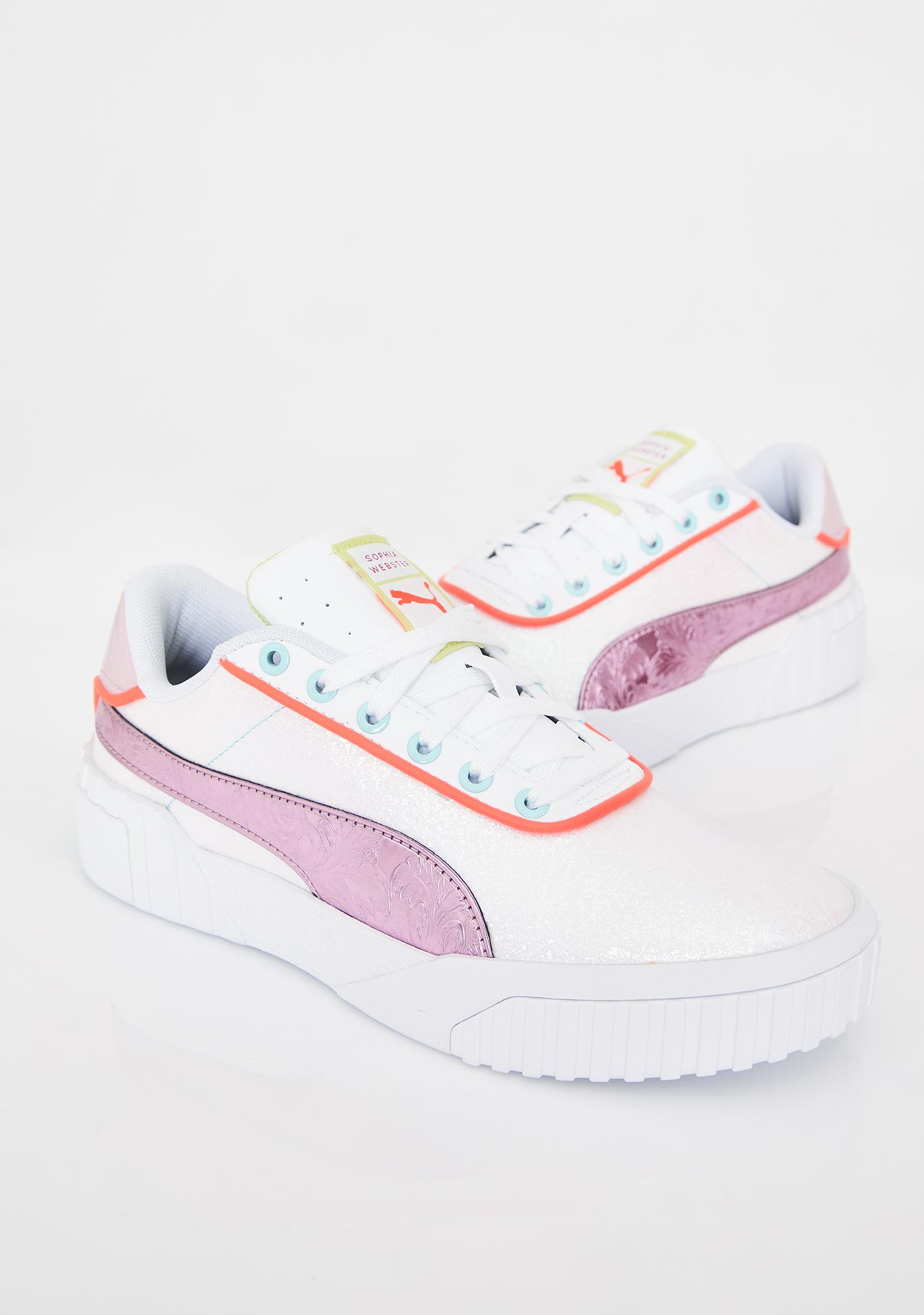 PUMA x Sophia Webster Cali Sneakers