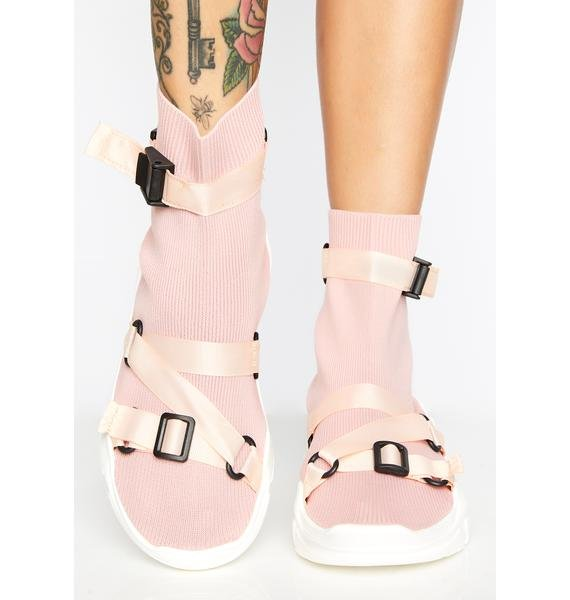 Pretty Swerve Bish Chunky Sneakers