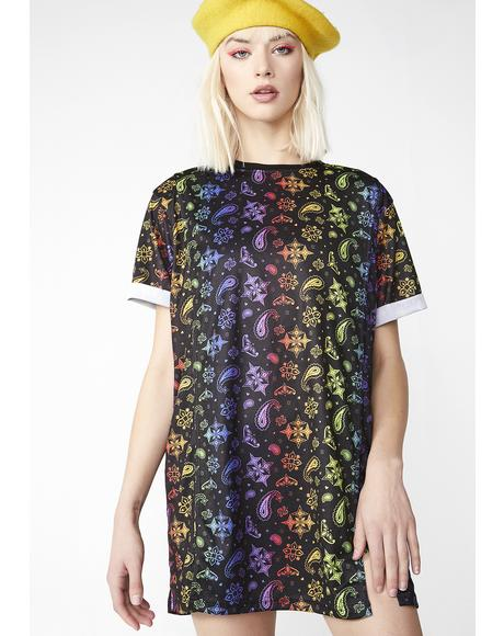 Toxic T-Shirt Dress